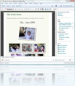 Windows Live Writer 14.0.5025.904 Beta