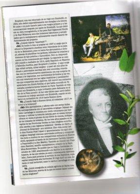 Medallón Bonpland Contreras