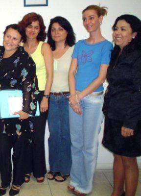 professores da SEE de São José SC